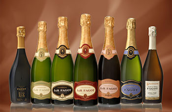 champagne fagot