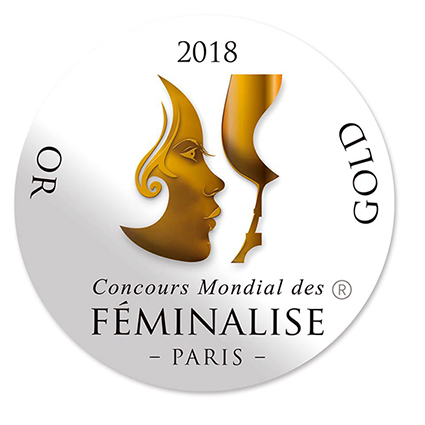 medaille or féminalise 2018